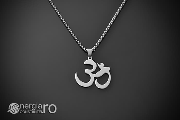 Amuleta_Pandantiv_Hindus_Aum_Om_Simbol_Sacru_INOX_PND012-01