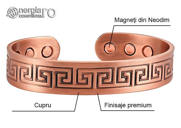Bratara_Magnetica_Terapeutica_Medicinala_CUPRU_BRA022-04