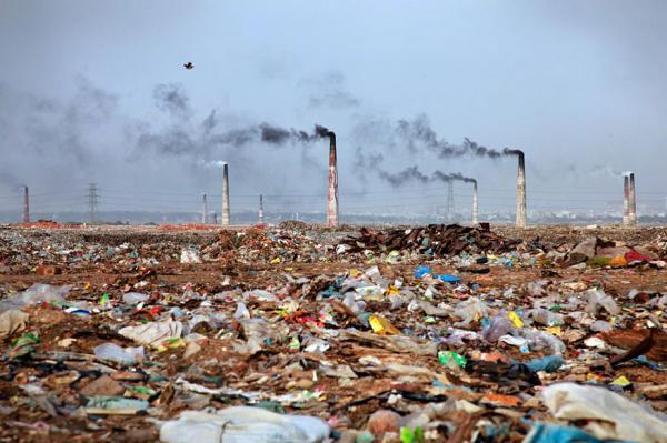 OZONUL - Poluarea