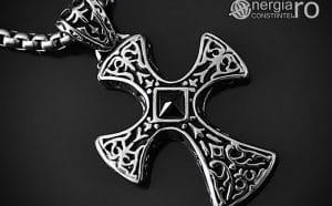Amuleta_Pandantiv_Cruciulita_Cruce_Celtica_Crucifix_INOX_PND005-00