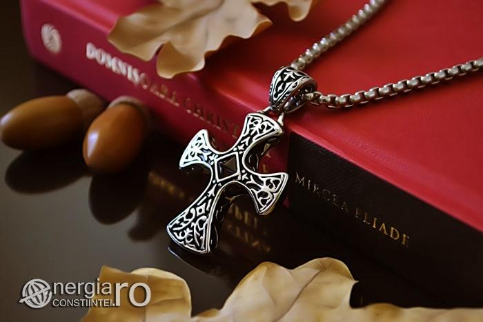 Amuleta_Pandantiv_Cruciulita_Cruce_Celtica_Crucifix_INOX_PND005-03