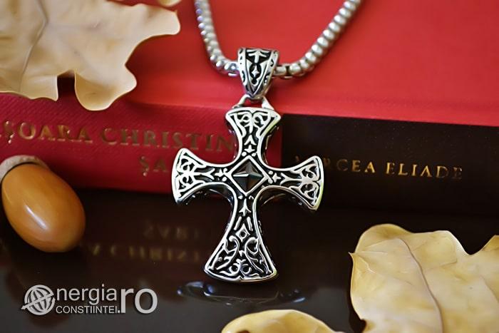 Amuleta_Pandantiv_Cruciulita_Cruce_Celtica_Crucifix_INOX_PND005-05