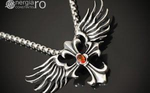 Amuleta_Pandantiv_Cruciulita_Cruce_Crucifix_INOX_PND061-00