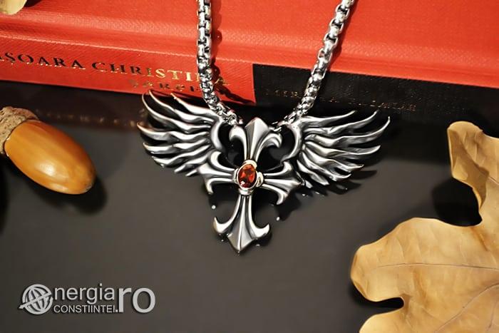 Amuleta_Pandantiv_Cruciulita_Cruce_Crucifix_INOX_PND061-04