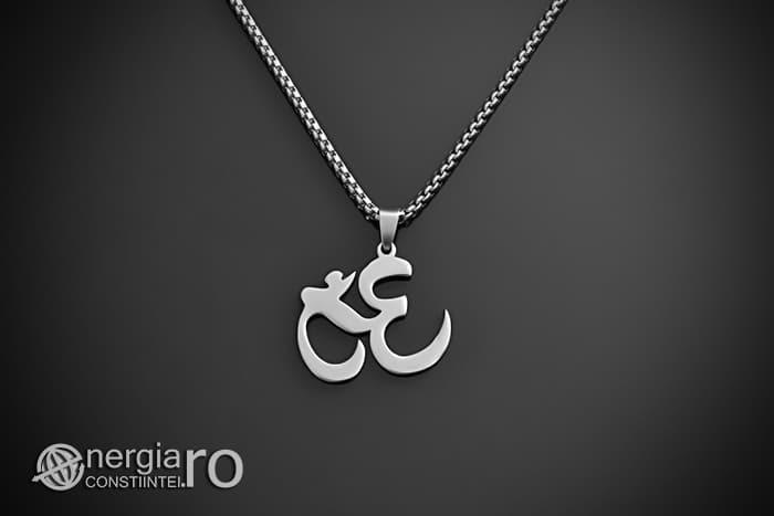 Amuleta_Pandantiv_Hindus_Aum_Om_Simbol_Sacru_INOX_PND012-02