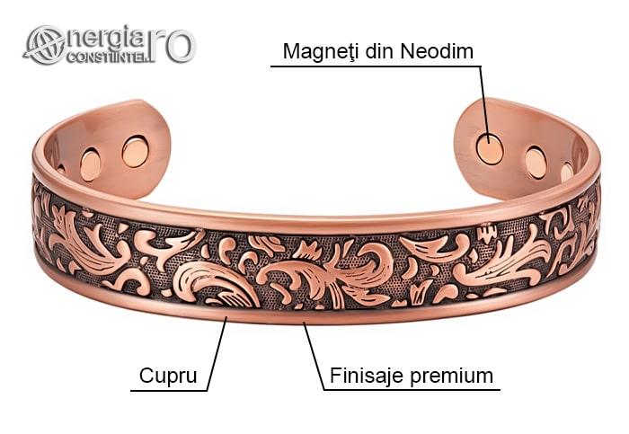 Bratara_Magnetica_Terapeutica_Medicinala_din_CUPRU_cu_Magneti_din_Neodim_BRA025-04