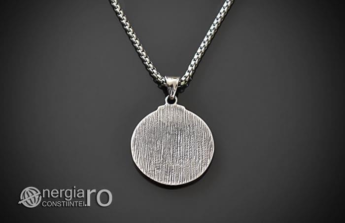 Pandant-Amuleta-Talisman-Pandantiv-Pentagrama-Pentaclu-Protector-Protectie-INOX-PND038-02