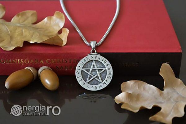 Pandant-Amuleta-Talisman-Pandantiv-Pentagrama-Pentaclu-Protector-Protectie-INOX-PND038-05