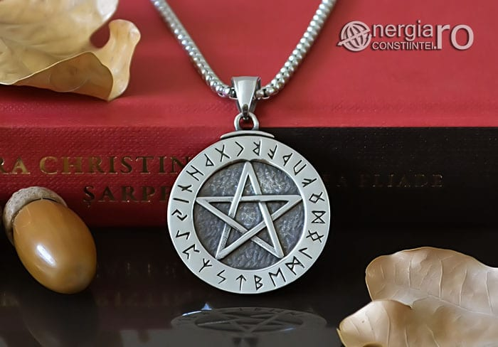 Pandant-Amuleta-Talisman-Pandantiv-Pentagrama-Pentaclu-Protector-Protectie-INOX-PND038-06