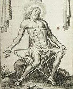 pentagrama-ranile-lui-iisus-hristos