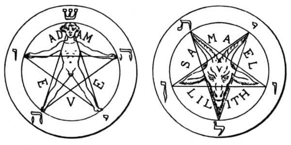 polaritatea-pentagramei