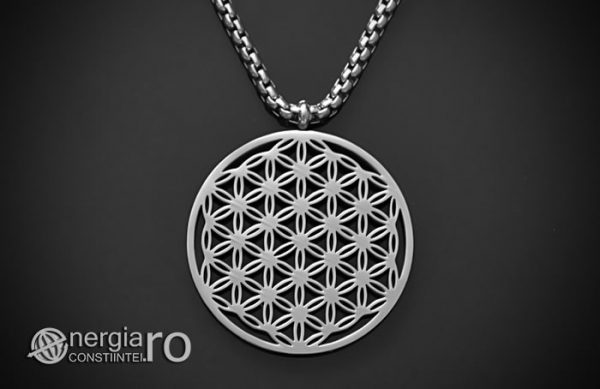 Pandantiv_Floarea_Vietii_Talisman_Amuleta_Medalion_INOX_PND090-02
