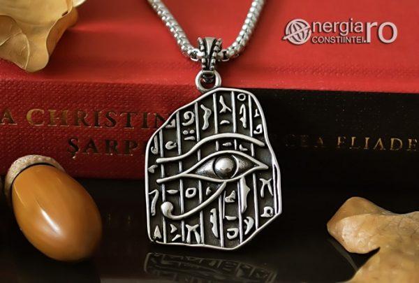 Pandantiv_Ochiul_RA_HORUS_Medalion_Talisman_Amuleta_Simbol_Sacru_INOX_PND014-06