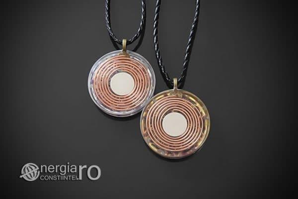 Amuleta-Medalion-Colier-Talisman-Pandant-Pandantiv-Orgonic-Orgon-Magnetic-Floarea-Vietii-Placat-Aur-18k-Argint-925-Cristal-Cuart-Ametist-ORG006-02