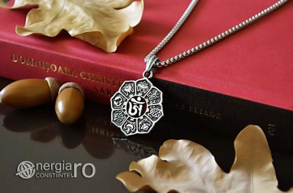 Amuleta-Talisman-Pandantiv-Om-Mani-Padme-Hum-INOX-PND100-03