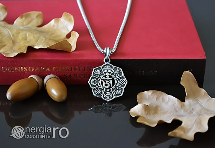 Amuleta-Talisman-Pandantiv-Om-Mani-Padme-Hum-INOX-PND100-05