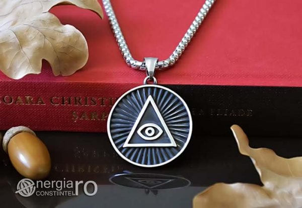 Amuleta_Pandantiv_Triunghi_in_Cerc_Ochiul_Providentei_INOX_PND077-06