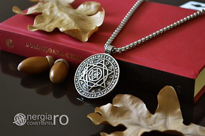 Amuleta_Talisman_Pandantiv_Steaua_Lui_David_Zodiac_Rune_INOX_PND095-03