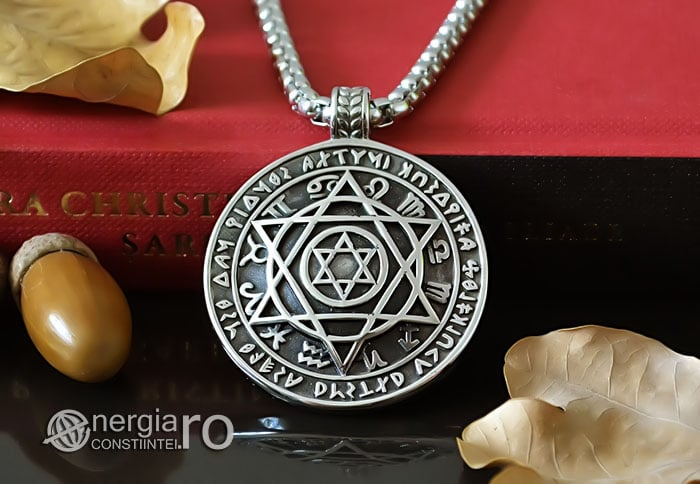 Amuleta_Talisman_Pandantiv_Steaua_Lui_David_Zodiac_Rune_INOX_PND095-06
