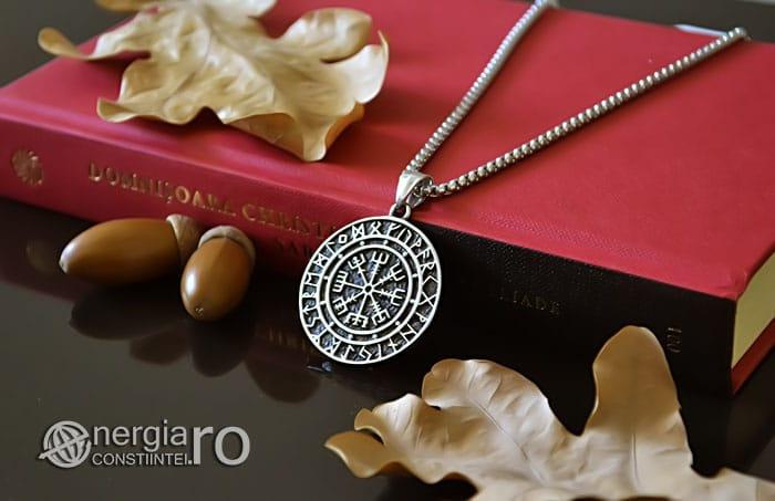 Pandant-Amuleta-Talisman-Medalion-Colier-Pandantiv-Roata-Norocului-cu-Rune-PND105-03