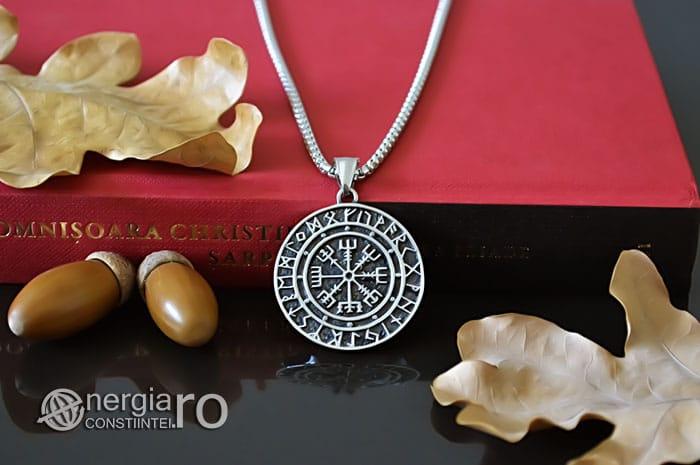 Pandant-Amuleta-Talisman-Medalion-Colier-Pandantiv-Roata-Norocului-cu-Rune-PND105-05