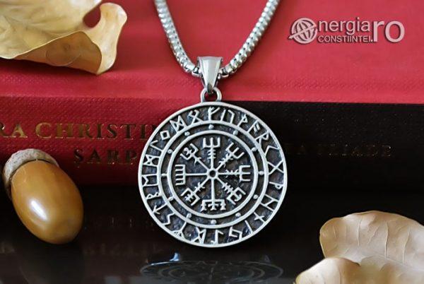 Pandant-Amuleta-Talisman-Medalion-Colier-Pandantiv-Roata-Norocului-cu-Rune-PND105-06