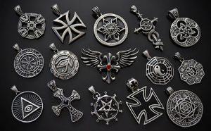 Pandantive Mistice - Simboluri Sacre