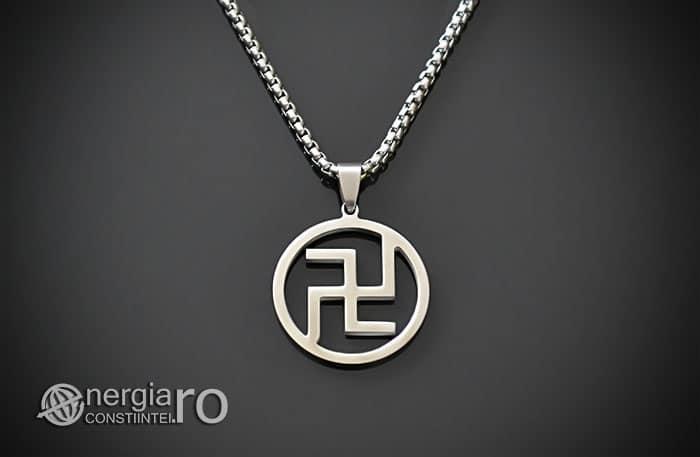 Pandant-Amuleta-Talisman-Pandantiv-Svastica-Protector-Protectie-INOX-PND130-02