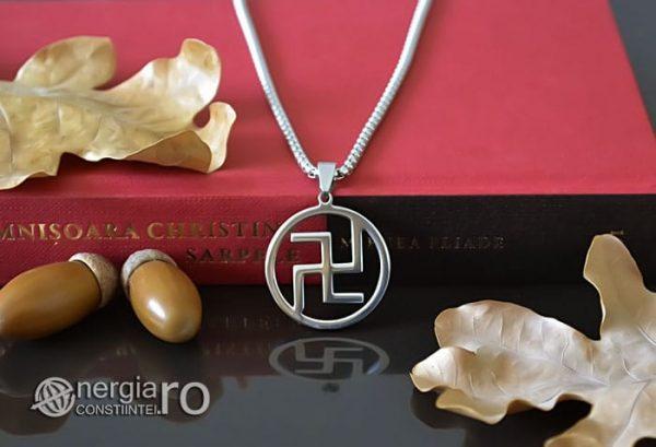 Pandant-Amuleta-Talisman-Pandantiv-Svastica-Protector-Protectie-INOX-PND130-05