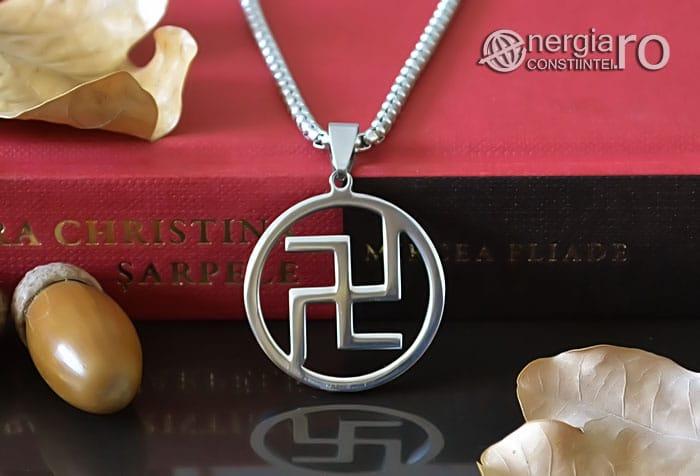 Pandant-Amuleta-Talisman-Pandantiv-Svastica-Protector-Protectie-INOX-PND130-06