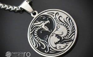 Pandant-Amuleta-Talisman-Pandantiv-Yin-Yang-Dragon-Protector-Protectie-INOX-PND086-00