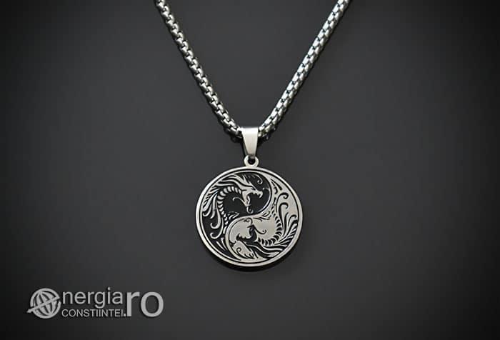 Pandant-Amuleta-Talisman-Pandantiv-Yin-Yang-Dragon-Protector-Protectie-INOX-PND086-01