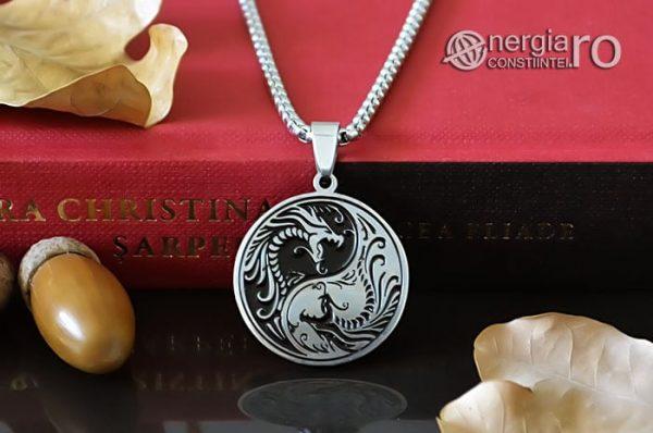 Pandant-Amuleta-Talisman-Pandantiv-Yin-Yang-Dragon-Protector-Protectie-INOX-PND086-06