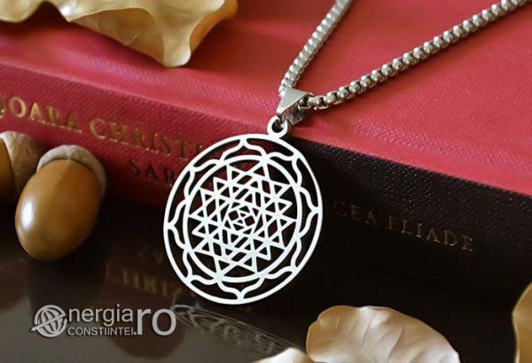 Pandantiv-Sri-Yantra-Amuleta-Talisman-Protectie-Protector-INOX-PND120-03