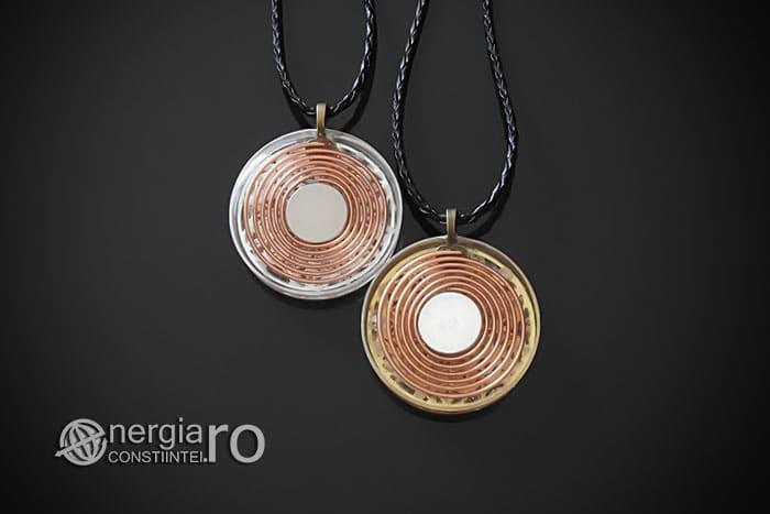 Amuleta-Medalion-Talisman-Pandant-Pandantiv-Orgonic-Orgon-Floarea-Vietii-Placat-Aur-18k-Argint-925-Cristal-Cuart-De-Stanca-PND008-02