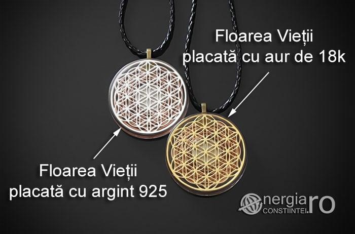 Amuleta-Medalion-Talisman-Pandant-Pandantiv-Orgonic-Orgon-Floarea-Vietii-Protector-Protectie-Placat-Aur-18k-Argint-925-ORG010-07