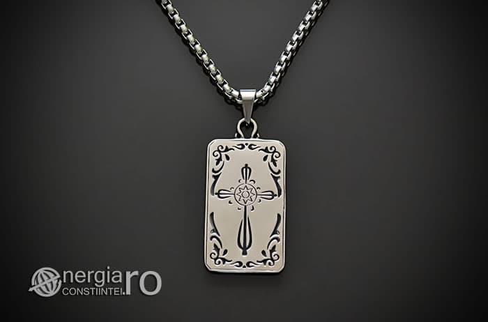 Pandant-Amuleta-Talisman-Medalion-Colier-Pandantiv-Roata-Norocului-cu-Cruciulita-Cruce-PND106-02