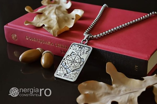 Pandant-Amuleta-Talisman-Medalion-Colier-Pandantiv-Roata-Norocului-cu-Cruciulita-Cruce-PND106-03