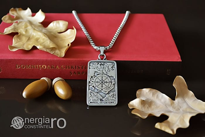 Pandant-Amuleta-Talisman-Medalion-Colier-Pandantiv-Roata-Norocului-cu-Cruciulita-Cruce-PND106-05