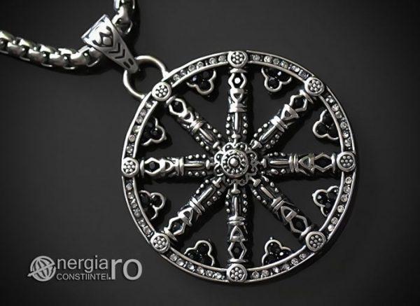 pandant-medalion-amuleta-talisman-colier-pandantiv-roata-norocului-aducator-noroc-inox-PND107-00