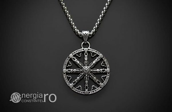 pandant-medalion-amuleta-talisman-colier-pandantiv-roata-norocului-aducator-noroc-inox-PND107-01