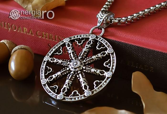 pandant-medalion-amuleta-talisman-colier-pandantiv-roata-norocului-aducator-noroc-inox-PND107-04
