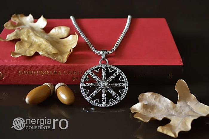 pandant-medalion-amuleta-talisman-colier-pandantiv-roata-norocului-aducator-noroc-inox-PND107-05