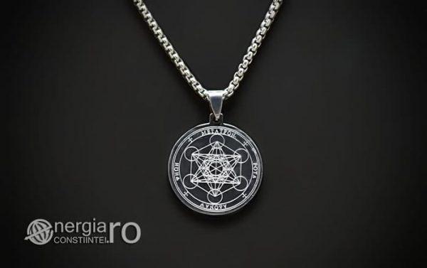 pandant-talisman-medalion-colier-amuleta-pandantiv-cubul-lui-metatron-inox-PND135-01