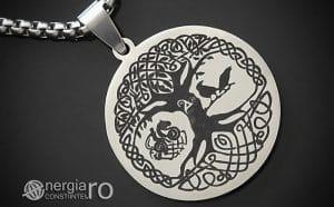 Pandant-Amuleta-Talisman-Medalion-Colier-Pandantiv-Arborele-Pomul-Copacul-Vietii-INOX-PND140-00