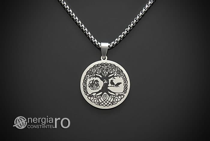 Pandant-Amuleta-Talisman-Medalion-Colier-Pandantiv-Arborele-Pomul-Copacul-Vietii-INOX-PND140-01