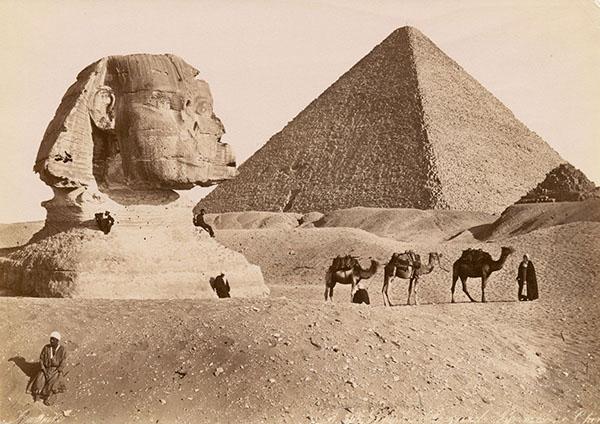 descoperiri-misterioase-pe-pamant-fotografie-veche-a-sfinxului