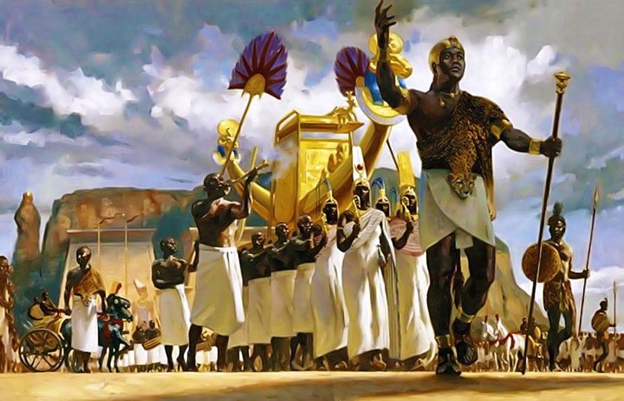 egiptul-si-faraonii-negri