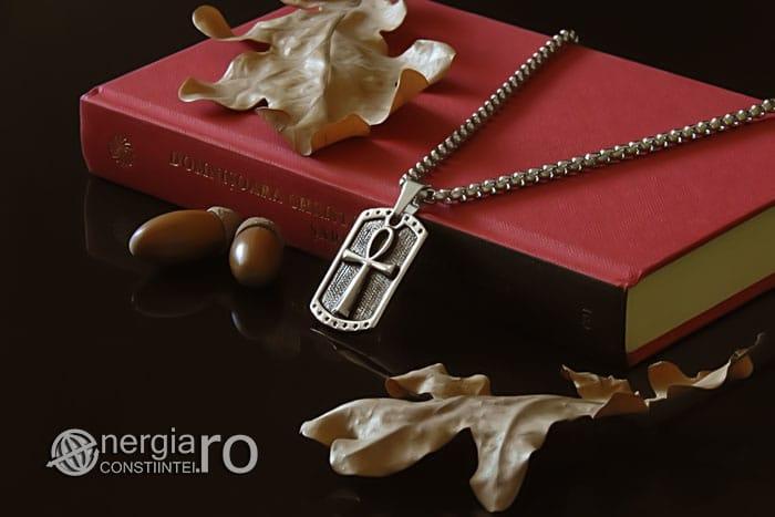 Pandant-Amuleta-Talisman-Medalion-Colier-Pandantiv-Ankh-INOX-PND068-03
