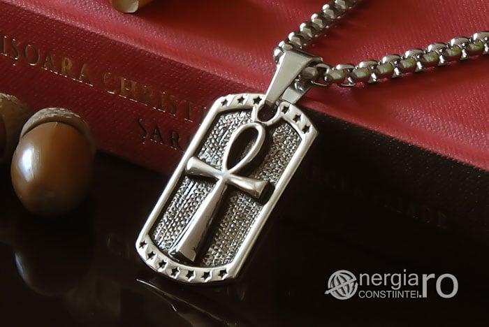 Pandant-Amuleta-Talisman-Medalion-Colier-Pandantiv-Ankh-INOX-PND068-04